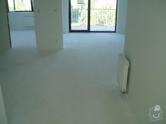 Montáž plovoucích podlah a interierových dveří: 10