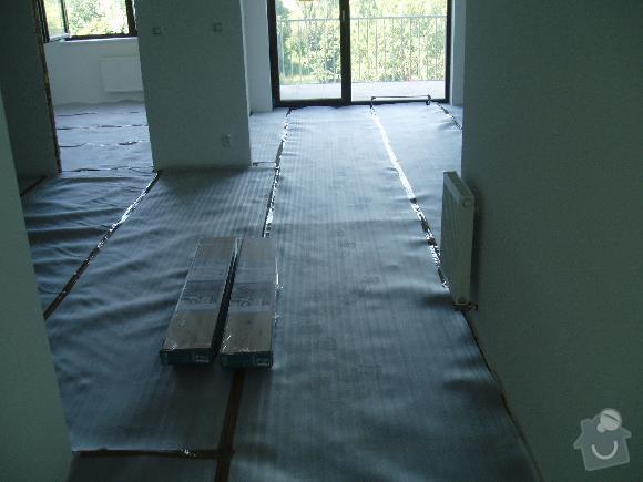 Montáž plovoucích podlah a interierových dveří: 18