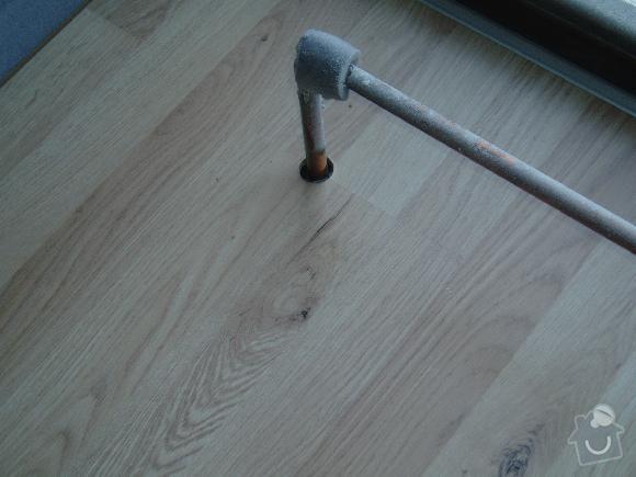 Montáž plovoucích podlah a interierových dveří: 4