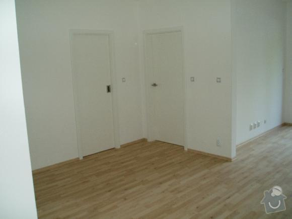 Montáž plovoucích podlah a interierových dveří: 8