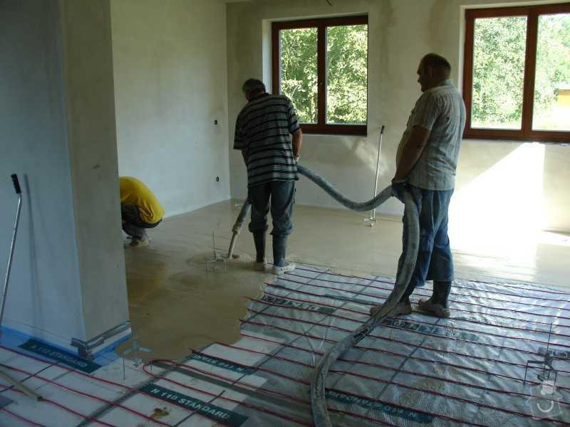 Realizace lite podlahy: DSC06794