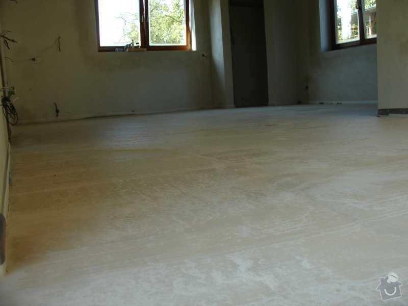 Realizace lite podlahy: DSC06819