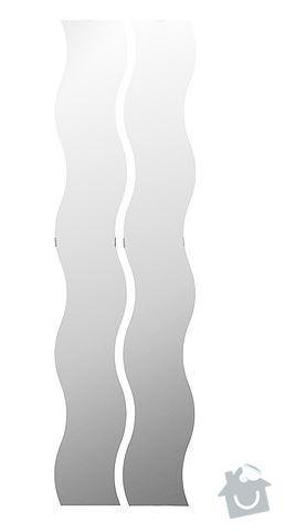 Montáž nábytku: zrcadla_ikea