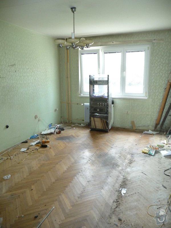 Renovace parket, 3 pokoje, 53m2: P1040686