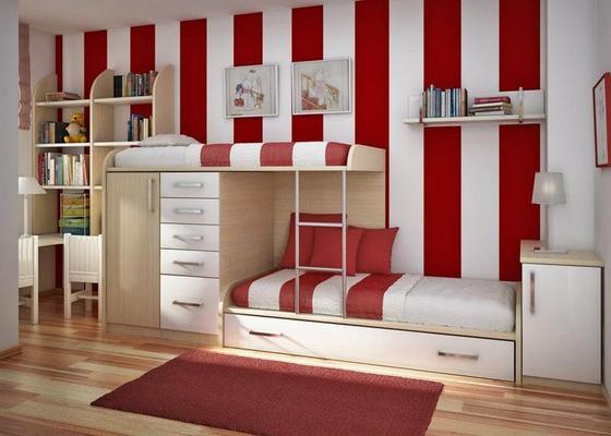 Nábytek do dětského pokojíčku