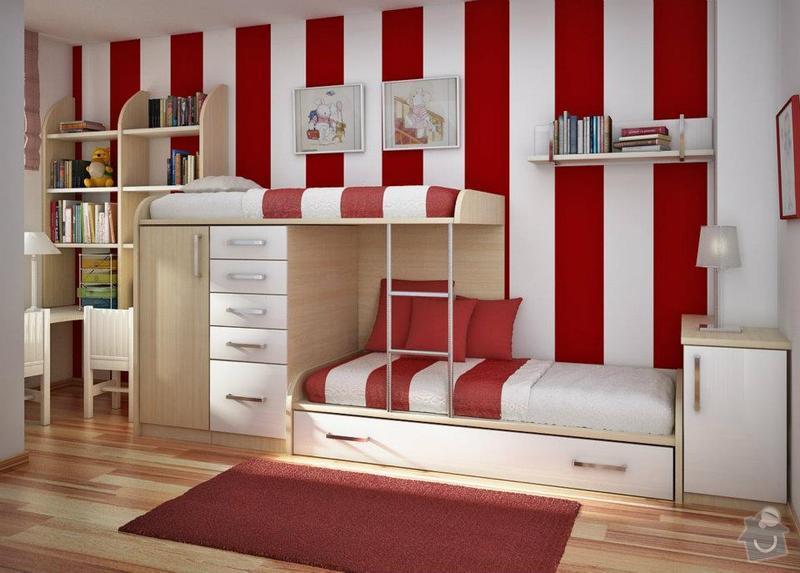 Nábytek do dětského pokojíčku: 1