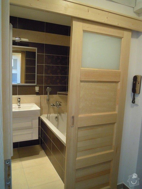 Kompletní rekonstrukce bytové jednotky 2+1: 180-02