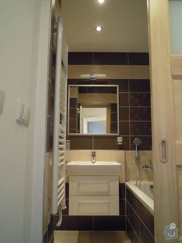 Kompletní rekonstrukce bytové jednotky 2+1: 180-03
