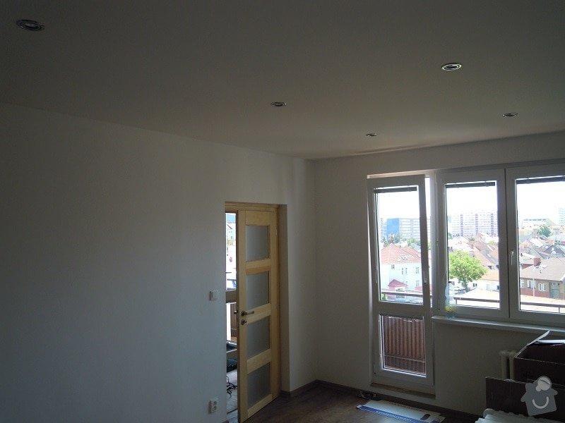 Kompletní rekonstrukce bytové jednotky 2+1: 180-18
