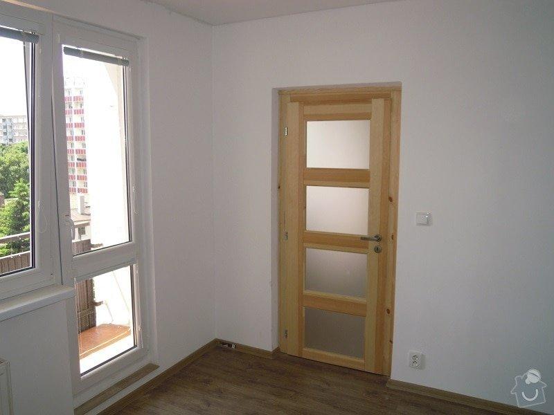 Kompletní rekonstrukce bytové jednotky 2+1: 180-20
