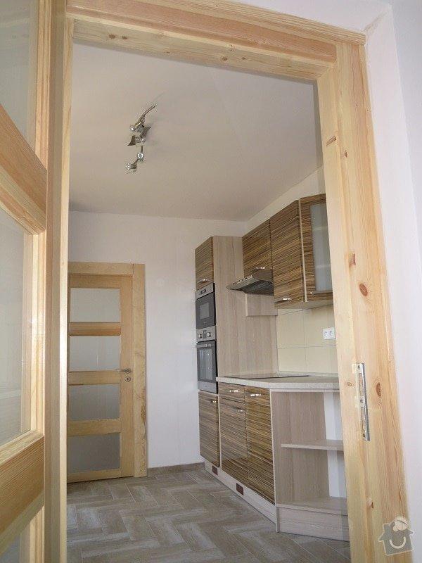 Kompletní rekonstrukce bytové jednotky 2+1: 180-22