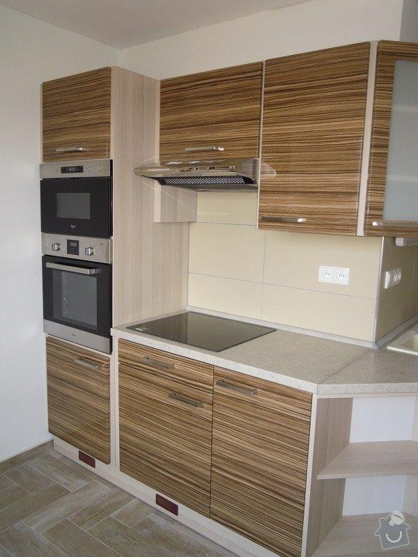 Kompletní rekonstrukce bytové jednotky 2+1: 180-23