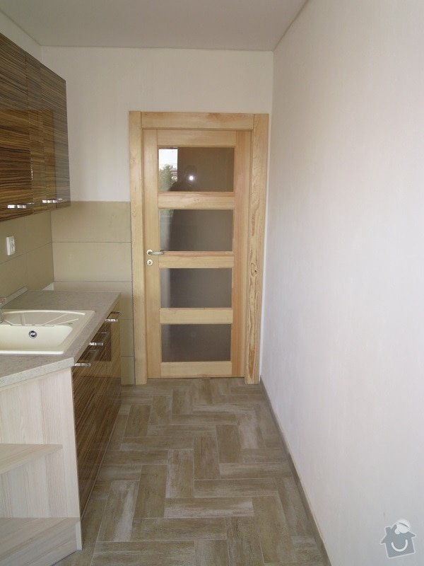 Kompletní rekonstrukce bytové jednotky 2+1: 180-25