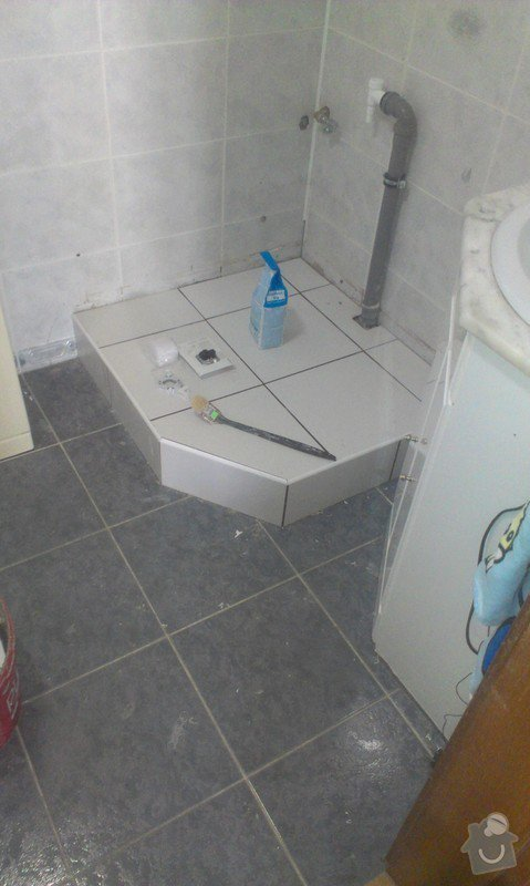 Úprava koupelny : IMAG1863