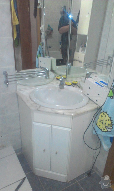 Úprava koupelny : IMAG1864
