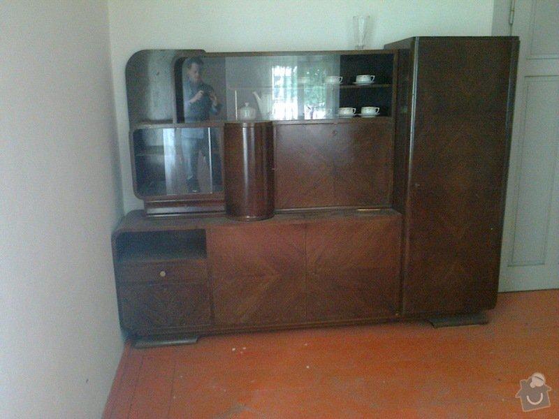 Stěhování nábytku: Fotografie0485