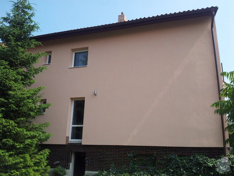 Zateplení fasády - Horoměřice u Prahy: 2013-06-20_15.12.16