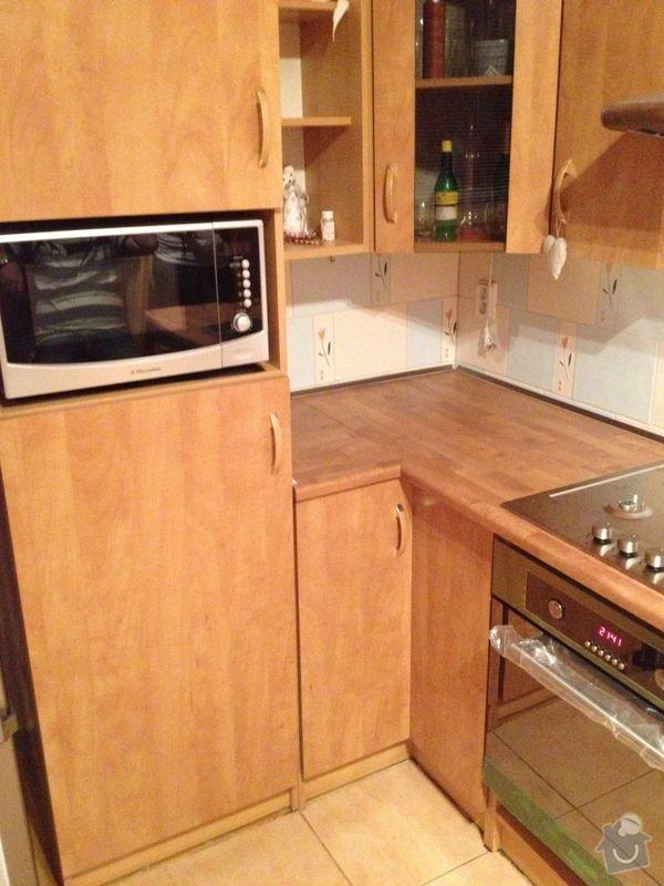 Výměna elektrospotřebičů a pracovní kuchyňské desky: kuchyn_L
