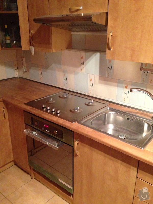 Výměna elektrospotřebičů a pracovní kuchyňské desky: kuchyn_deska