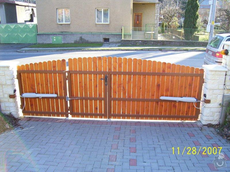 Výroba otočných vrat s brankou: 29_vrata-brany-003