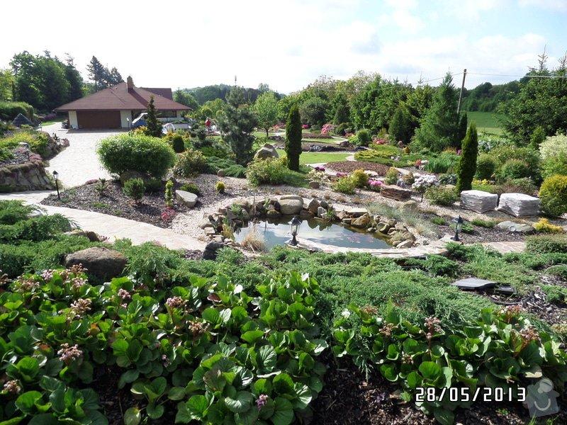 Elektro rozvody zahrada: 447