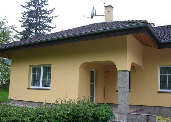 Renovace fasády
