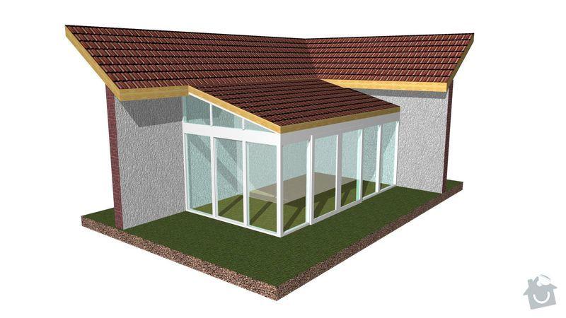 Zimní zahrada: 1