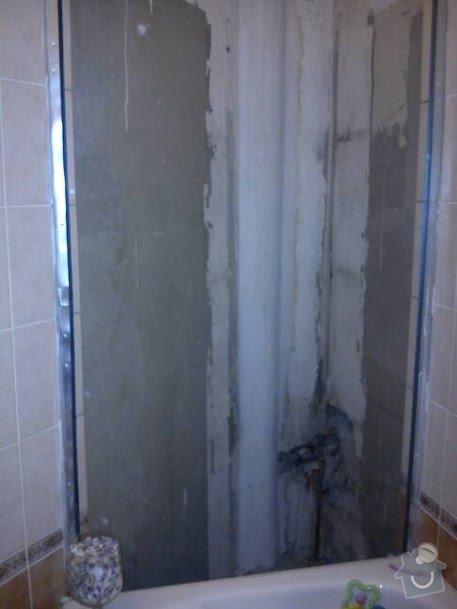 Obklad koupelny: 2013-07-09