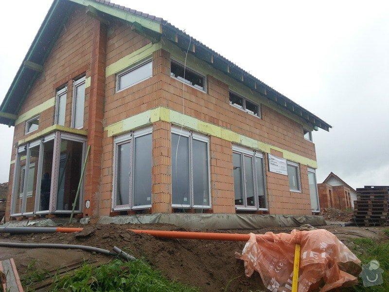 Stavba rodinného domu: 20130601_144409