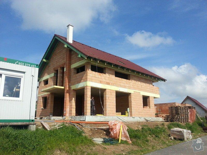 Stavba rodinného domu: 20130524_100402