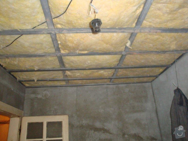 Rekonstrukce koupelny a toalety + další zednické práce: DSC07480