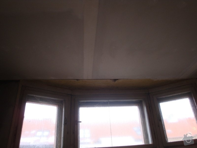 Rekonstrukce koupelny a toalety + další zednické práce: DSC07491