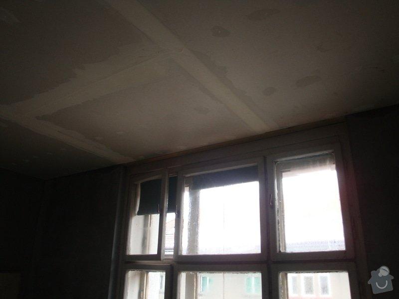 Rekonstrukce koupelny a toalety + další zednické práce: DSC07493