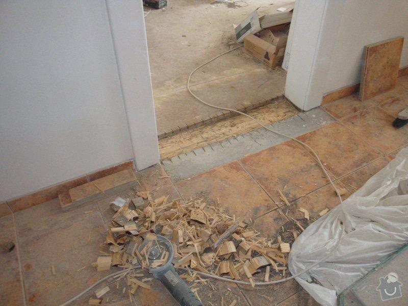 Rekonstrukce koupelny a toalety + další zednické práce: DSC07516