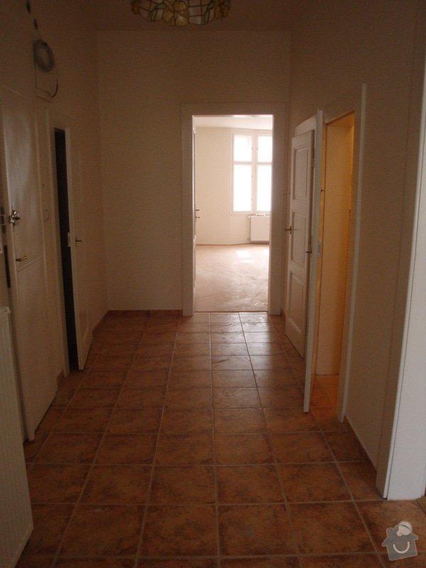 Rekonstrukce koupelny a toalety + další zednické práce: DSC07523