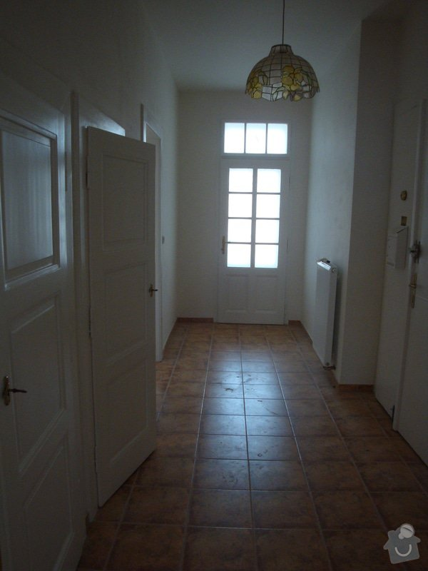 Rekonstrukce koupelny a toalety + další zednické práce: DSC07527