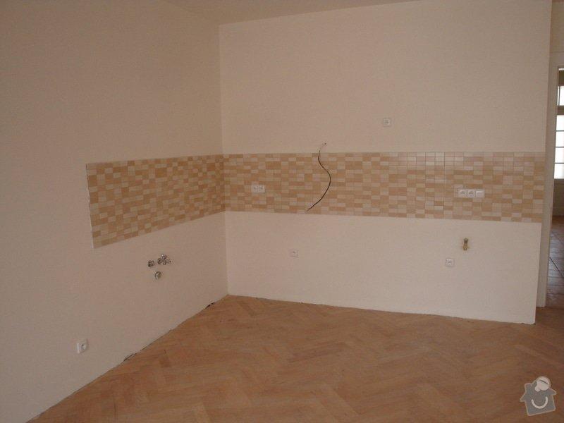 Rekonstrukce koupelny a toalety + další zednické práce: DSC07528