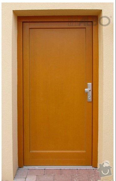 3x vchodové dveře: dvere1