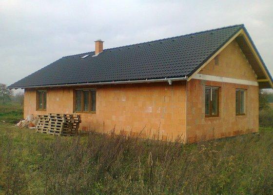 Pomocné i samostatné stavebné práce pri stavbe rodinného domu