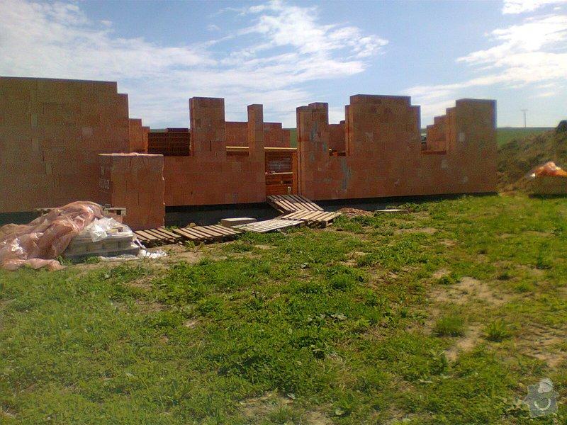 Pomocné i samostatné stavebné práce pri stavbe rodinného domu: Fotografie0092