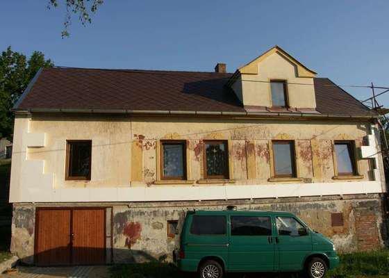Natření střechy