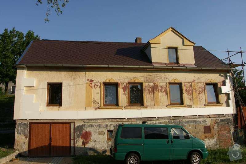 Natření střechy: Celek_po