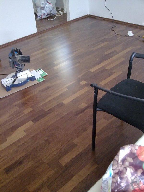 Pokládka plovoucí podlahy: Obraz0320