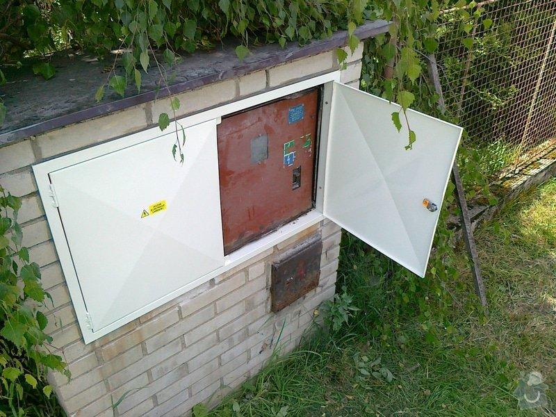 Výměna dveří na rozvaděči: 09072013177