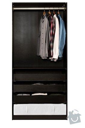 Výroba šatní skříně: skrin_delsi_strana