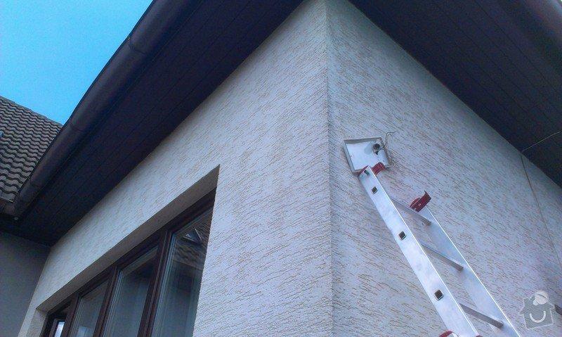Přidělání venkovního světla nad dveře: IMAG2009
