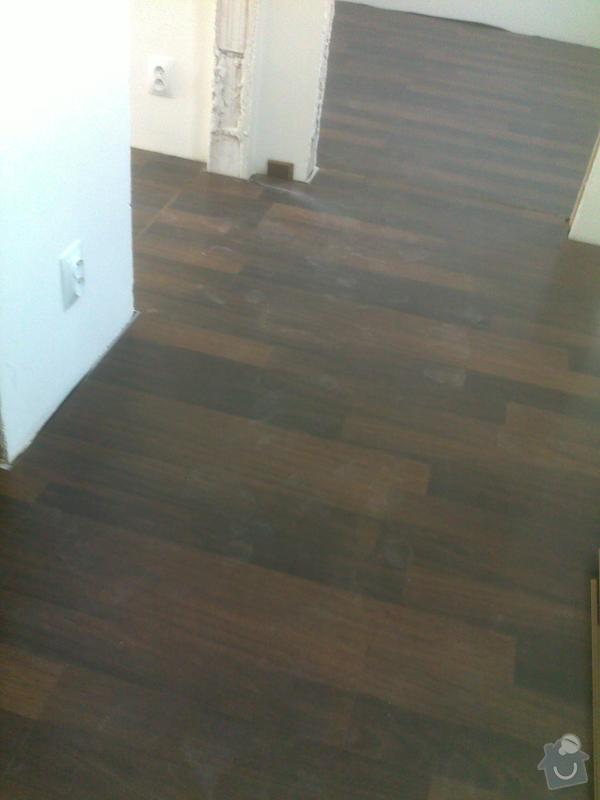 Montáž plovoucí podlahy: 16062013544