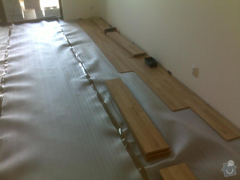 Montáž plovoucí podlahy: 15062013531