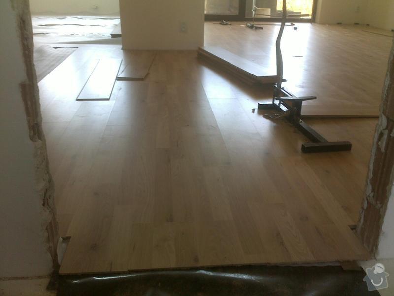 Montáž plovoucí podlahy: 15062013532