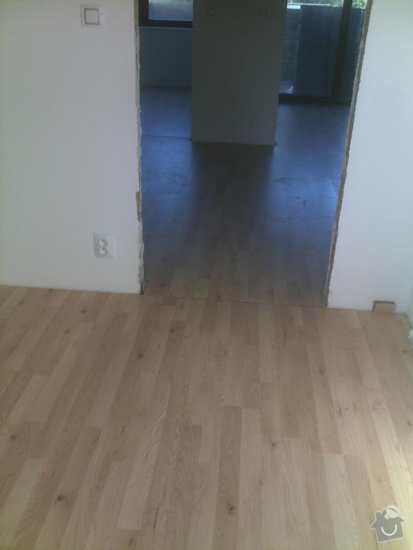 Montáž plovoucí podlahy: 16062013533